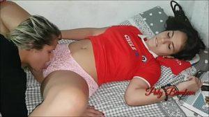 Image Caiu comendo a bundinha da novinha sexy