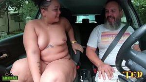 Image Gordinha mamou e babou na rola do negão