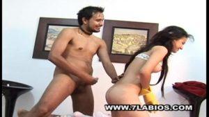 Image Colombiana gostosinha na suruba sexlog