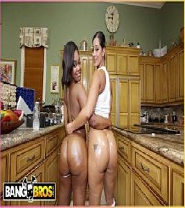 Image Boa foda de mulheres gostosas rabuda dando o cu