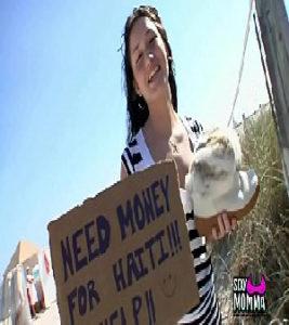 Image Novinha Chica fazendo vido pono com dotado na rua