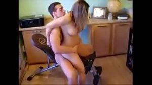 Image Mulher pelada sentando na pica do namorado caiu na net