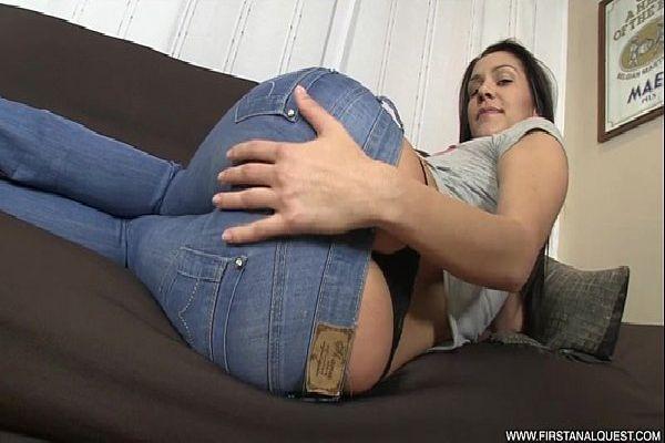 Ninfeta tesuda do cuzão grande no melhor sexo anal