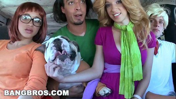 Sexvideos com a turma do Scooby Doo porno