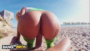 Image Vídeo erótico com mulher pelada rabuda no anal
