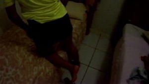 Image Vidiopono novinha magra sentando no pau grosso